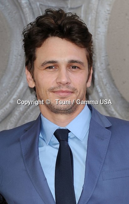 James Franco Honored with a Star on The Hollywood Walk Of Fame in Los Angeles.