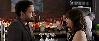 Tag (2018)  <br /> JAKE JOHNSON as Randy &quot;Chilli&quot; Cilliano and RASHIDA JONES as Cheryl Deakins<br /> *Filmstill - Editorial Use Only*<br /> CAP/MFS<br /> Image supplied by Capital Pictures