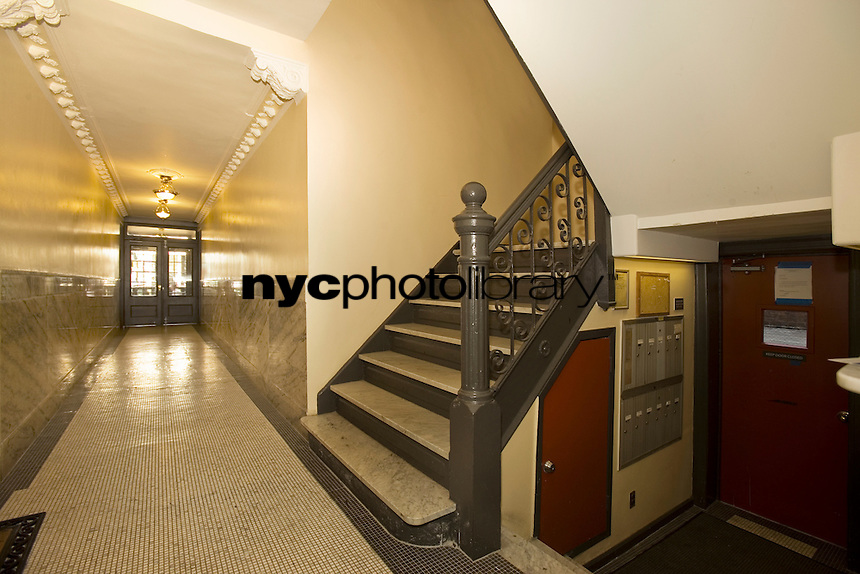 Lobby at 114 Christopher Street