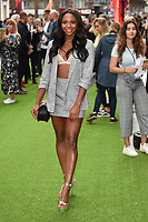 """Samira Mighty<br /> The premiere of """"The Festival"""" at Cineworld Leicester Square<br /> <br /> ©Ash Knotek  D3419  13/08/2018"""