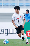 Urawa Reds Forward Muto Yuki in action during the AFC Champions League 2017 Round of 16 match between Jeju United FC (KOR) vs Urawa Red Diamonds (JPN) at the Jeju Sports Complex on 24 May 2017 in Jeju, South Korea. Photo by Yu Chun Christopher Wong / Power Sport Images