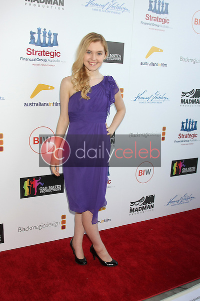 "Jennifer Jolliff<br /> at the ""That Sugar Film"" Premiere, Harmony Gold, Los Angeles, 07-20-15<br /> David Edwards/DailyCeleb.com 818-249-4998"