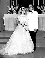 Photo Submitted Warren and Bettie Ahles of Pineville, Missouri are celebrating their 60th wedding anniversary, Thursday, June 13, 2019. Married this day in 1959 in Wichita, Kan. They have one daughter, Kelly and three sons, Michael, Steven and Jason. They have the joy of four-granddaughters; three-grandsons and two great-grand-daughters. All of whom they are most proud. They have had an enjoyable sixty-years together!