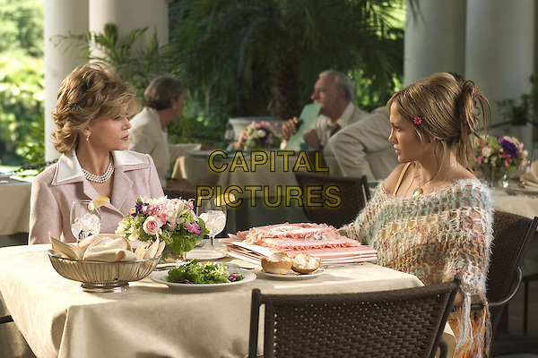 JANE FONDA & JENNIFER LOPEZ.in Monster In Law.Filmstill - Editorial Use Only.CAP/AWFF.supplied by Capital Pictures.