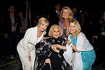 LOS ANGELES - JUN 8: Florence Henderson, Barbara Cook, Meg Thomas at The Actors Fund's 18th Annual Tony Awards Viewing Party at the Taglyan Cultural Complex on June 8, 2014 in Los Angeles, California