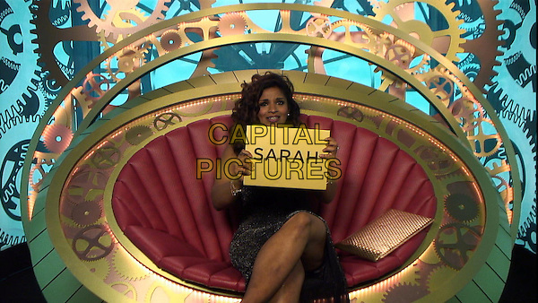 Sam.<br /> Big Brother Summer 2015 - Day 18<br /> *Editorial Use Only*<br /> CAP/NFS<br /> Image supplied by Capital Pictures