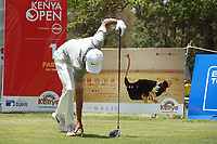 Jack Singh Brar (ENG) in action during the third round of the Magical Kenya Open, Karen Country Club, Nairobi, Kenya. 16/03/2019<br /> Picture: Golffile | Phil Inglis<br /> <br /> <br /> All photo usage must carry mandatory copyright credit (&copy; Golffile | Phil Inglis)