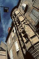 Europe/France/Limousin/19/Corrèze/Pays de Brive/Brive-la-Gaillarde: Tour des Echevins - Style renaissance