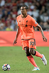 Liverpool FC defender Joel Matip in actions during the Premier League Asia Trophy match between Liverpool FC and Crystal Palace FC at Hong Kong Stadium on 19 July 2017, in Hong Kong, China. Photo by Weixiang Lim / Power Sport Images