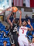 2017 Varsity Basketball - Woodrow Wilson vs. Universal Academy