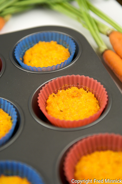 Cooking with muffin tins