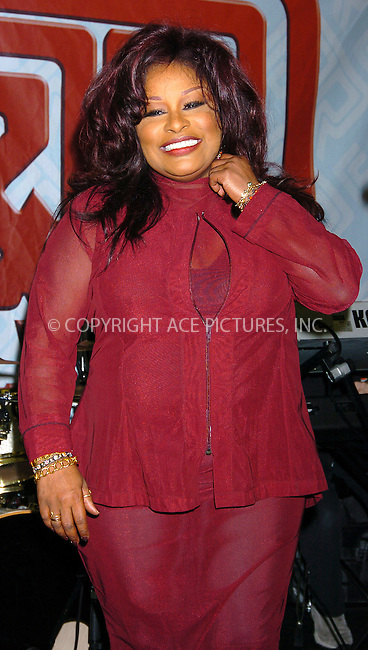 WWW.ACEPIXS.COM . . . . .  ....NEW YORK, OCTOBER 14, 2004....Chaka Khan launches her new album, Classikhan, with a performance at J & R Music World in NYC.....Please byline: AJ Sokalner - ACE PICTURES..... *** ***..Ace Pictures, Inc:  ..Alecsey Boldeskul (646) 267-6913 ..Philip Vaughan (646) 769-0430..e-mail: info@acepixs.com..web: http://www.acepixs.com