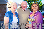 Pictured at the Killarney Celtic Social in the Killarney Avenue on Saturday evening were Sheila and Tomas McCarthy with Geraldine Fleming.