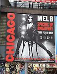 MEL B - Times Square Billboard