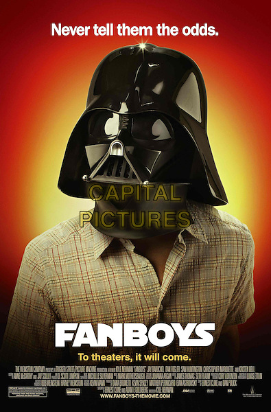 POSTER ART.in Fanboys.*Filmstill - Editorial Use Only*.CAP/FB.Supplied by Capital Pictures.