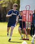 17.05.2019 Rangers training: Rhys Breen