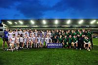 London Irish U18 v Leicester Tigers U18