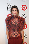 Sports Illustrated Swimsuit Hilary Rhoda attends Target and IMG   kick off New York Fashion Week: The Shows at The Park at Moynihan Station
