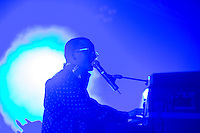Hot Chip performing at The Palace Theatre, Melbourne, 9 January 2013