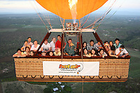 20100105 JANUARY 05 CAIRNS HOT AIR BALLOONING
