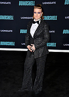 "LOS ANGELES, USA. December 11, 2019: Liv Hewson at the premiere of ""Bombshell"" at the Regency Village Theatre.<br /> Picture: Paul Smith/Featureflash"