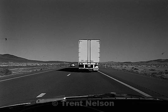 A series of photographs on I-80 between San Ramon and Salt Lake City<br />