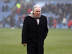 West Bromwich Albion assistant coach Gerry Francis - Barclays Premier League - Burnley vs West Bromwich Albion - Turf Moor Stadium  - Burnley - England - 8th February 2015 - Picture Simon Bellis/Sportimage