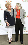 Bette Midler and Liz Smith attend the 13th Annual New York Restoration Project Spring Picnic at The General Grant National Memorial on May 29, 2014 in New York City