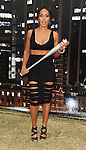 Jada Pinkett Smith at the Gotham Zip Line at Comic-Con 2014 in San Diego, Ca. July 26, 2014.