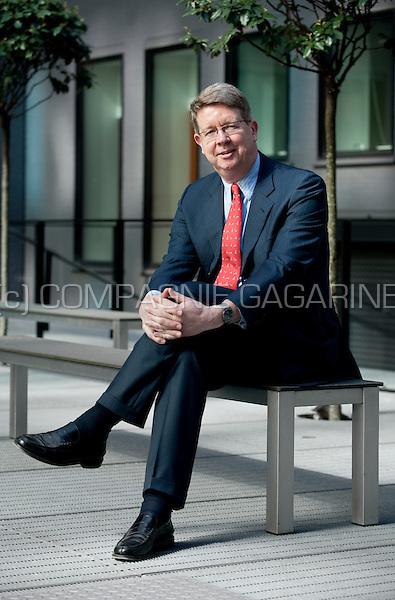 Paul Bodart from The Bank Of New York Mellon (Belgium, 26/03/2012)