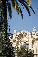 Europe/France/06/Alpes-Maritimes/Nice: Détail façade de l'Hôtel Aston- Avenue Félix Faure