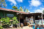Maui, Hawaii.  The Hasegawa General Store in Hana, Maui.