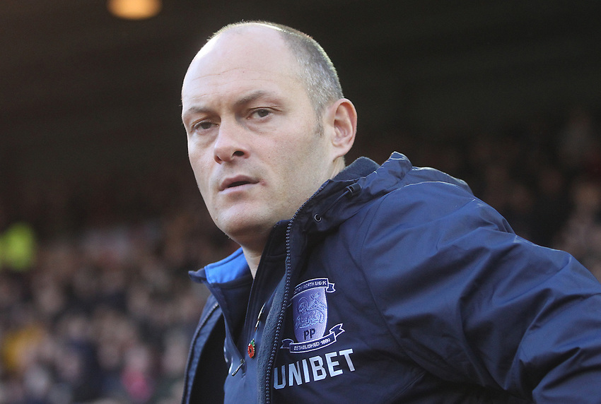 Preston North End's Manager Alex Neil<br /> <br /> Photographer Mick Walker/CameraSport<br /> <br /> The EFL Sky Bet Championship - Nottingham Forest v Preston North End - Saturday 8th December 2018 - The City Ground - Nottingham<br /> <br /> World Copyright © 2018 CameraSport. All rights reserved. 43 Linden Ave. Countesthorpe. Leicester. England. LE8 5PG - Tel: +44 (0) 116 277 4147 - admin@camerasport.com - www.camerasport.com
