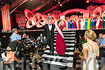 The 2016 International Rose of Tralee is Chicago Rose Maggie McEldowney with DaithiO'Se at the dome on Tuesday evening.