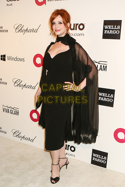 WEST HOLLYWOOD, CA - MARCH 2: Christina Hendricks attending the 22nd Annual Elton John AIDS Foundation Academy Awards Viewing/After Party in West Hollywood, California on March 2nd, 2014. <br /> CAP/MPI/COR99<br /> &copy;COR99/MediaPunch/Capital Pictures