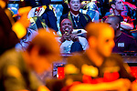 Phil Ivey in attendence to support Greg Merson