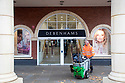 25/10/18<br /> <br /> Debenhams store in Banbury, Oxfordshire, today.<br /> <br /> Debenhams announce store closures after posting huge losses this morning.<br /> <br /> All Rights Reserved, F Stop Press Ltd. (0)1335 344240 +44 (0)7765 242650  www.fstoppress.com rod@fstoppress.com