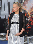 Molly Sims attends Universal Pictures' American Premiere of Battleship held at Nokia Theatre L.A. Live in Los Angeles, California on May 10,2012                                                                               © 2012 DVS / Hollywood Press Agency