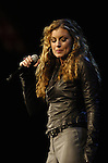 Faith Hill performs during the Soul II Soul tour at the Toyota Center Saturday July 22,2006.(Dave Rossman/For the Chronicle)