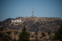 Hollywood nella foto panorama geografico Los Angeles 11/10/2017 foto Matteo Biatta Hollywood in the picture skyline geographic Los Angeles 11/10/2017 photo by Matteo Biatta