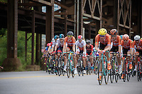 The Netherlands take to the front<br /> <br /> Elite Men Road Race<br /> UCI Road World Championships Richmond 2015 / USA