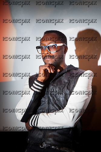 WILL.I.AM - Photocall to promote the release of his new album '#willpower' at the Royal Monceau Hotel in Paris France  - 17 Apr 2013.  Photo credit: Dubois/Dalle/IconicPix