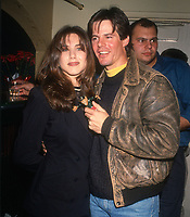 Jennifer Aniston Ken Olandt 1992<br /> Photo By Michael Ferguson/PHOTOlink.net