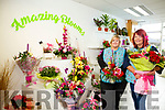 Linda Loughnane and Susan Roberts of Amazing Blooms Listowel