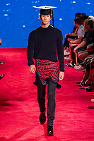 Calvin Klein 205W39NYC RTW Spring 2019<br /> at New York Fashion Week<br /> in New York, USA on September 12, 2018.<br /> CAP/GOL<br /> ©GOL/Capital Pictures