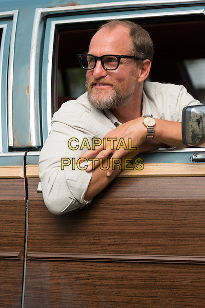 Wilson (2017) <br /> Woody Harrelson  <br /> *Filmstill - Editorial Use Only*<br /> CAP/KFS<br /> Image supplied by Capital Pictures