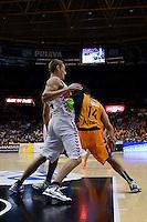 Dubljevic vs Iverson<br /> Euroleague - 2014/15<br /> Regular season Round 4<br /> Valencia Basket vs Laboral Kutxa Vitoria