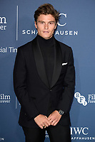 Oliver Cheshire<br /> arriving for the 2018 IWC Schaffhausen Gala Dinner in Honour of the BFI at the Electric Light Station, London<br /> <br /> ©Ash Knotek  D3437  09/10/2018