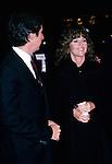 Jane Fonda & Tom Hayden in New York City. 1981