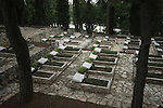 Israel, Jerusalem. Mount Herzl National Cemetery